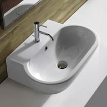 GLOBO Bowl+ lavabo da appoggio