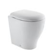 GLOBO Bowl+ vaso filo parete