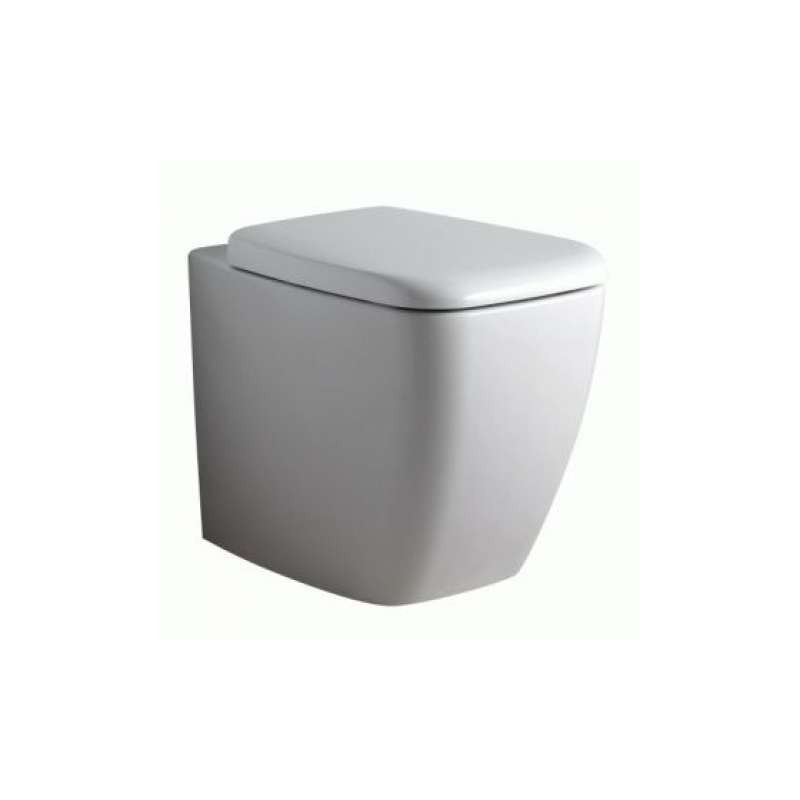 Ideal standard serie 21 wc con sedile bagnolandia - Vaso ideal standard serie 21 ...