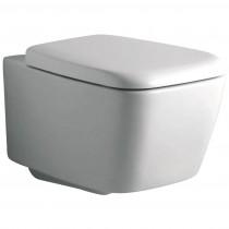 IDEAL STANDARD Serie 21 wc sospeso scarico a parete con sedile slim