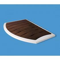 SAMO Open Surf pedana in legno