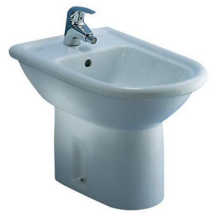 Ideal standard clodia bidet 58x36 bagnolandia for Ideal standard liuto bidet