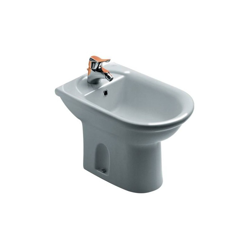 Ideal standard esedra bidet monoforo bagnolandia for Ideal standard liuto bidet