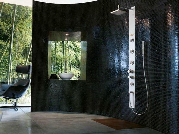 Colonna doccia idromassaggio jacuzzi es built in bagnolandia