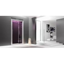cabina doccia jacuzzi frame 100