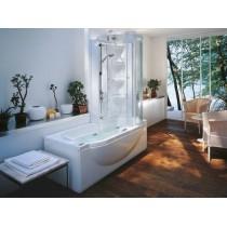 Vasca da bagno con doccia Jacuzzi amea Twin premium