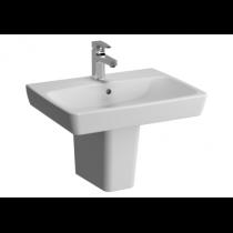 VITRA Metropole semicolonna per lavabo