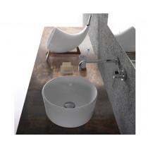 GLOBO Forty3 lavabo da appoggio Ø35