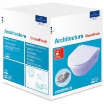 pacchetto combinato architecura wc + copriwater