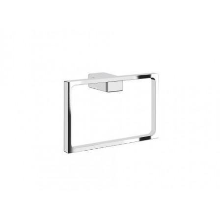 Portasalviette bagno ad anello con design rettangolare for Portasalviette bagno design