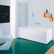 SAMO parete per vasca con apertura interna ed esterna