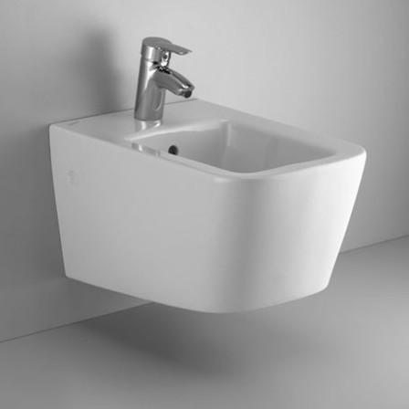 Vaso Bidet Combinato Ideal Standard.Ideal Standard Mia Bidet Sospeso Monoforo 55x36 Bagnolandia