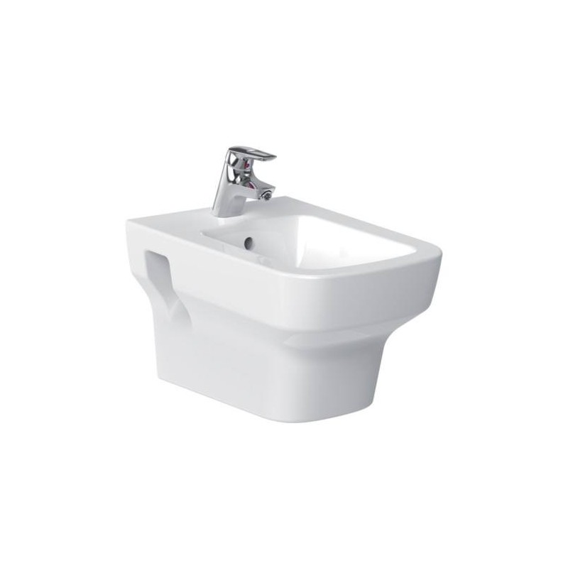 Ideal standard tesi design bidet sospeso monoforo for Architec bidet sospeso