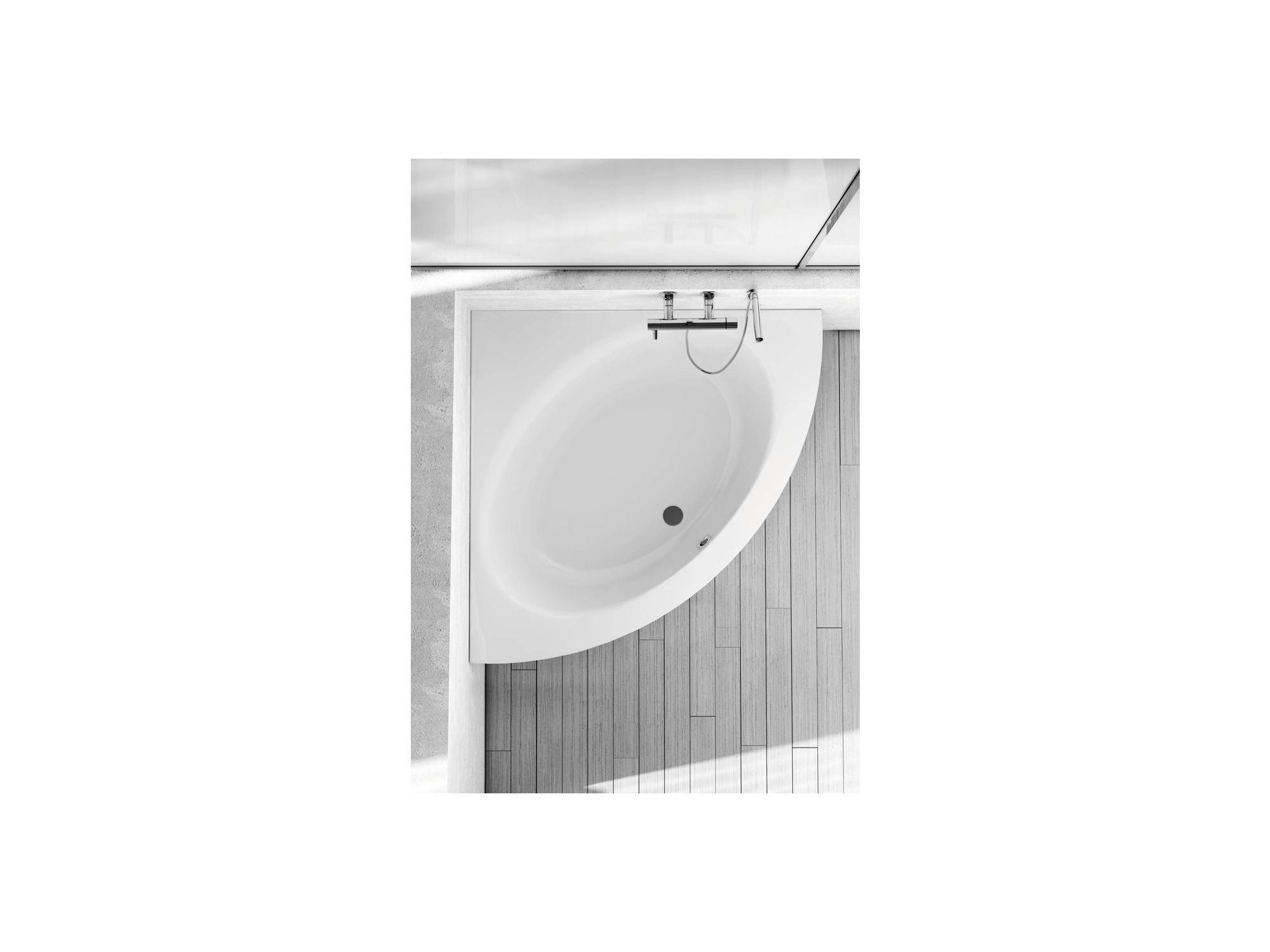 Vasca Da Bagno Misure Standard vasca da bagno angolare ideal standard connect air | bagnolandia