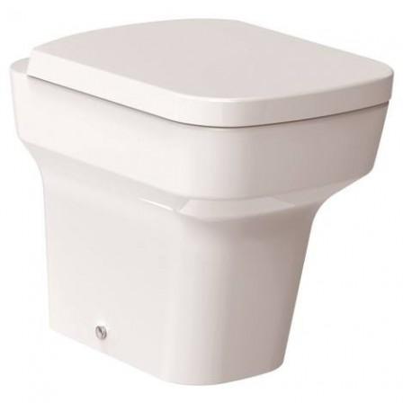 Wc scarico parete tesi design ideal standard for Scarico wc a parete