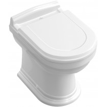 VILLEROY & BOCH Hommage wc a cacciata 37x60 scarico orizzontale