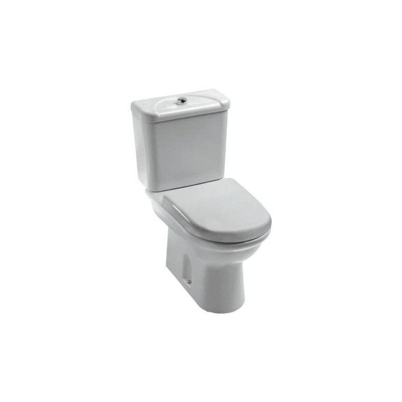 Ideal standard esedra wc per cassetta da appoggio for Lunette wc ideal standard