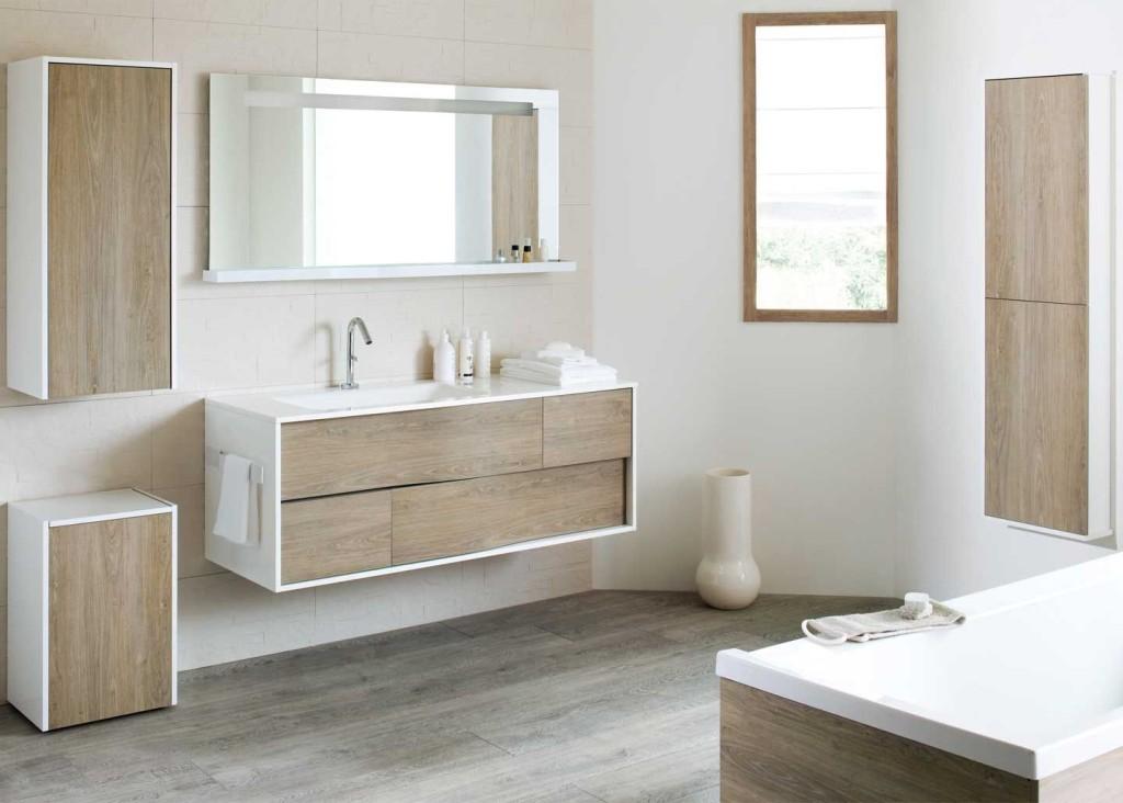 Arredo Bagno Legno Moderno.Bagno Moderno Legno Design Per La Casa E Idee Per Interni