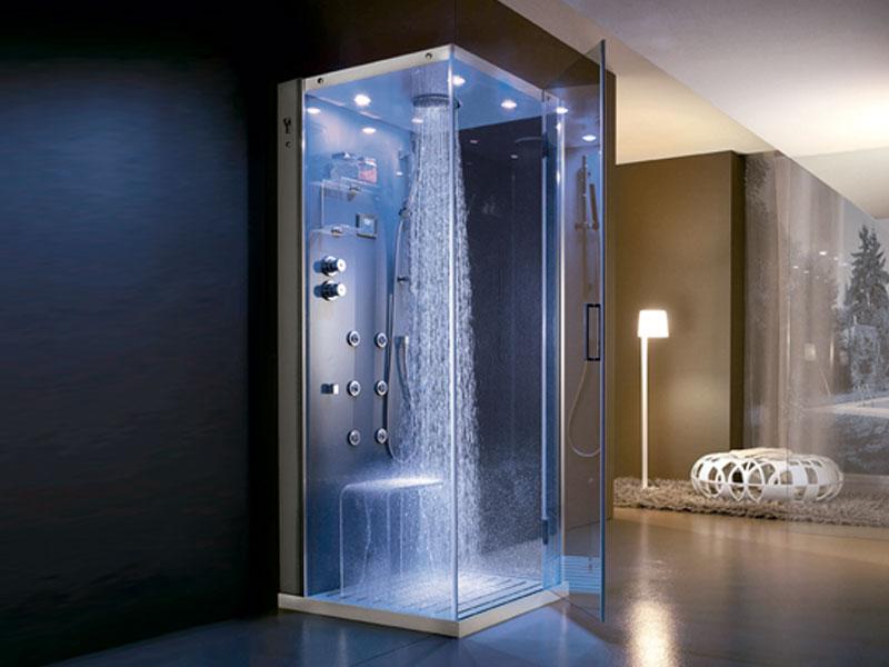 Immagini di box doccia quale tipologia scegliere - Cabine doccia teuco ...