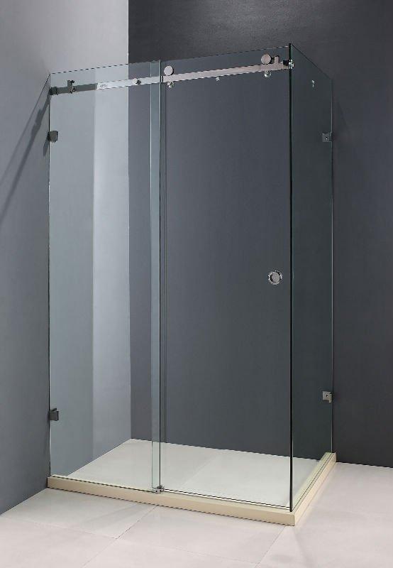 Box doccia senza profili moderno