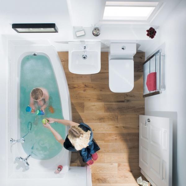 Misure dei sanitari sospesi per disabili e quelli salvaspazio for Arredamento per bagno piccolo