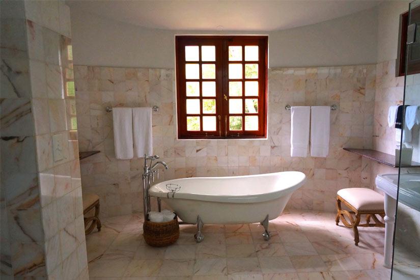 Altezza del rivestimento bagno: alcuni consigli