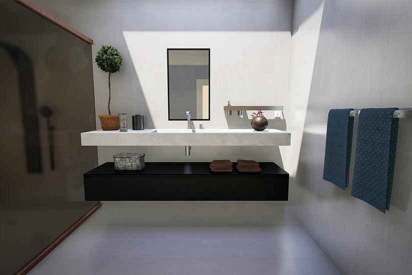 Progettare il bagno: ecco 10 consigli utili