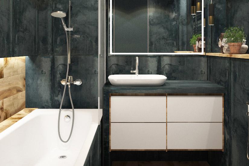 Arredare bagni piccoli con 1000 euro