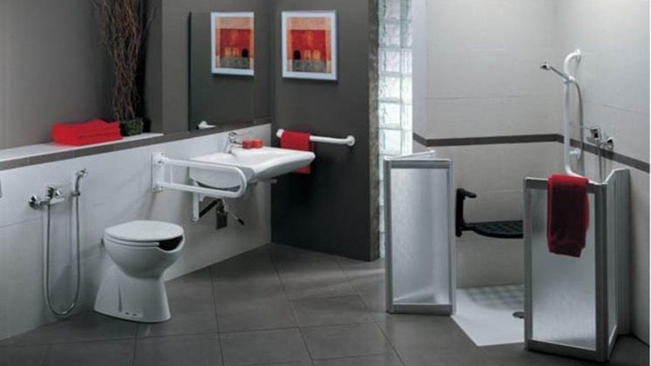 Bagno Senza Bidet Normativa bagno disabili: le misure da rispettare | bagnolandia