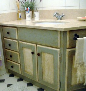 Arredare il bagno in arte povera: alcuni consigli - Bagnolandia