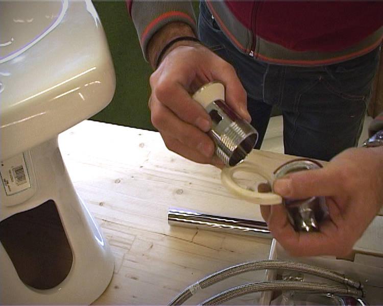 Come svitare il rubinetto del bidet