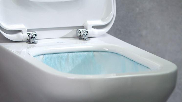 Come Togliere Il Calcare Dal Box Doccia.Come Togliere Calcare E Ruggine Dal Water Pulizia Del Bagno