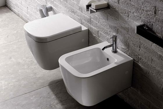 Come montare i sanitari sospesi del bagno