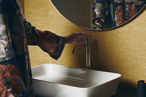 Arredare il bagno con i sanitari di design