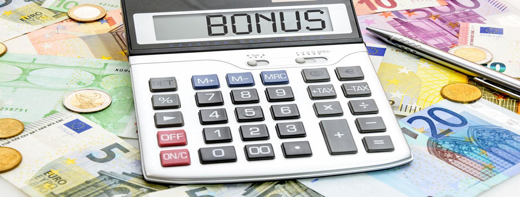 Bonus fiscali 2016