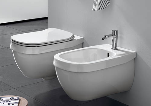 Set bidet wc Hatria