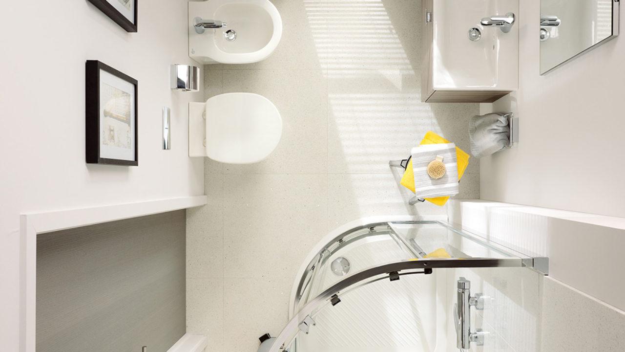 Rivestimenti Bagni Piccoli Esempi le dimensioni dei sanitari ideali per il tuo bagno piccolo
