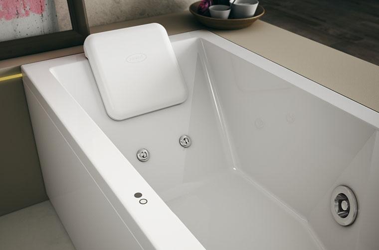 vasca idromassaggio jacuzzi in camera