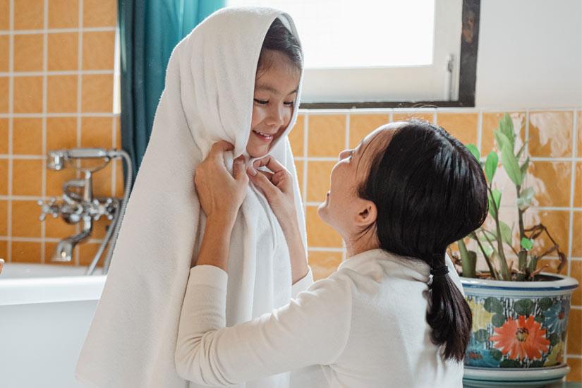 Arredare un bagno per bambini