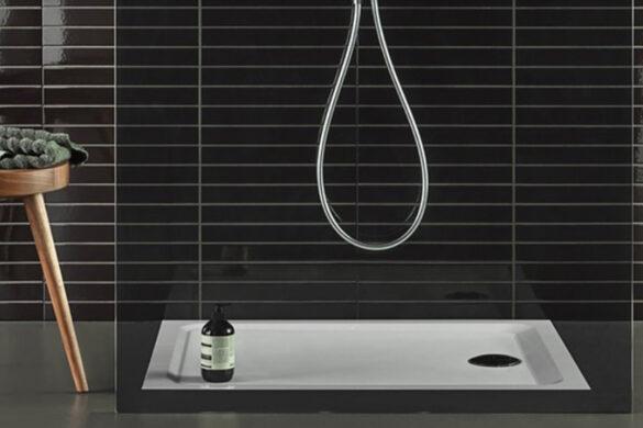 Piatto doccia lesionato: ecco come ripararlo