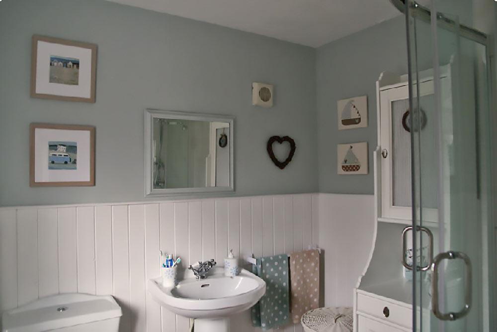 Come arredare un bagno in stile shabby chic
